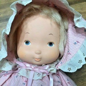 1977 Knickerbocker KTC doll Baby Holly Hobbie